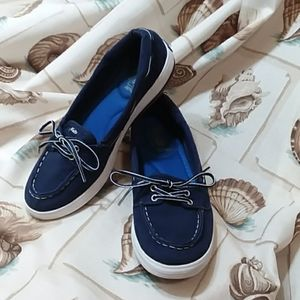 Keds Ortholite Ladies Slip On Shoes
